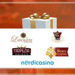 Casino avec tours gratuits
