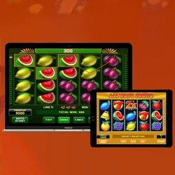 Machines à sous à thème de fruits